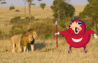 How to find de way with de lions