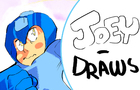 Joey Draws: Megaman