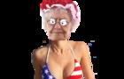 Old American Bikini Jump!