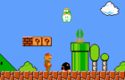 Super Mario Bros Scene Creator Animated