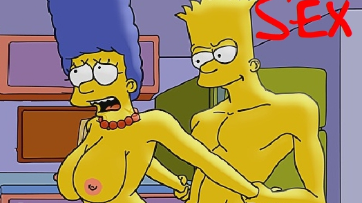 Porn bart simpsons Bart