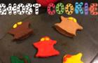 Ghost Cookies 2