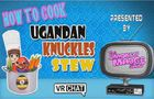 VRChat Uganda Knuckles - The WAY to my Belly