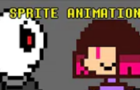 Betty vs Gaster [Glitchtale Sprite Animation]