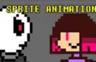 Betty vs Gaster [Glitchtale Sprite Animation]