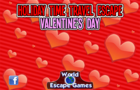 Holiday Time Travel Escape Valentines Day