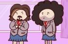 Game Grumps Animated- Doki Doki Literature Club: Sad Sayori