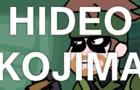 Hideo Kojima Solid 3: Kojima Eater