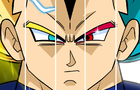 All SUPER SAIYAN Forms (ANIMATED) | VEGETA