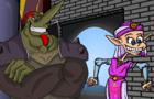 Legend of Zelda; Hyrulian guard