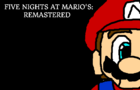Five Nights at Mario's REMASTERED
