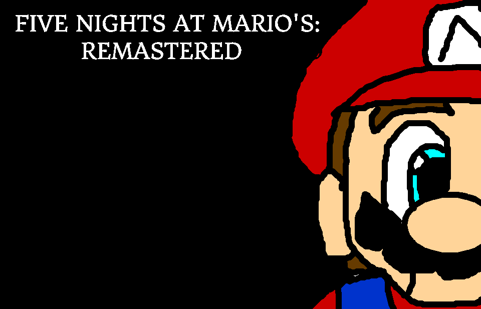Five Nights at Mario's REMASTERED