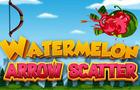 Watermelon Arrow Scatter