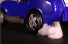 Burning Rubber Stop Motion