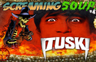 TUSK REVIEW - SCREAMING SOUP! Web's #1 Animated Horror Host Show