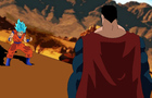 Goku vs Superman Movie