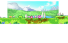 What happens if Kirby kill himself in the past?