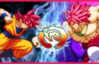 SSG Broly vs SSG Goku (Animation)