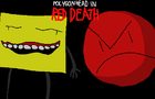 Polygonhead in Red Death