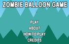 Zombie Balloon Game
