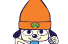 Parappa but its a flash from 2005