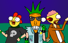 """Radioactive Chicken Heads """"Tales From the Coop"""" music video"""