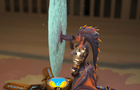 Dragon Symmetra teleporter BJ
