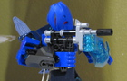 Bionicle Moc stop motion demo