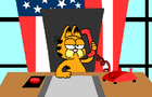 YOU DARE NOT AGREE WITH GARFIELD?!
