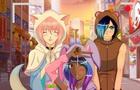 My anime animation