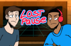 Lost pause animated