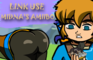 Zelda BOTW (parody) - Link use Midna's amiibo