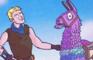Fortnite Animated - Lucky Llama