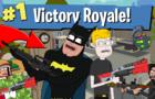 BATMAN PLAYS FORTNITE!