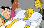 Homer's Deathbed