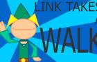 Link Takes A Walk