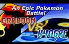 Groudon VS Kyogre - Pokemon Animation