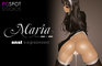 Maria - from nun to slut - anal expansion