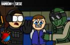 Fuze The Hostage - Rainbow Six Siege Animation