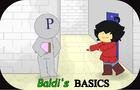 Cutting Off Playtime [Baldi's Basics Animation]