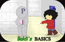 Cutting Off Playtime [Baldi's Basics Animation]