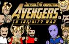 Avengers - TN Infinity War Animation| Thanos Vs TN Politicians
