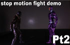 stop motion fight demo3 Pt2