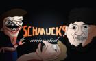 Schmucks Animated: Jontron's Biggest Fan