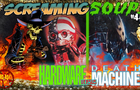 HARDWARE & DEATH MACHINE - Screaming Soup! #1 Animated Horror Host Show