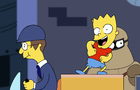 Bartman Reanimated Scene