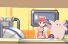 Pokemon Center (3D POV)