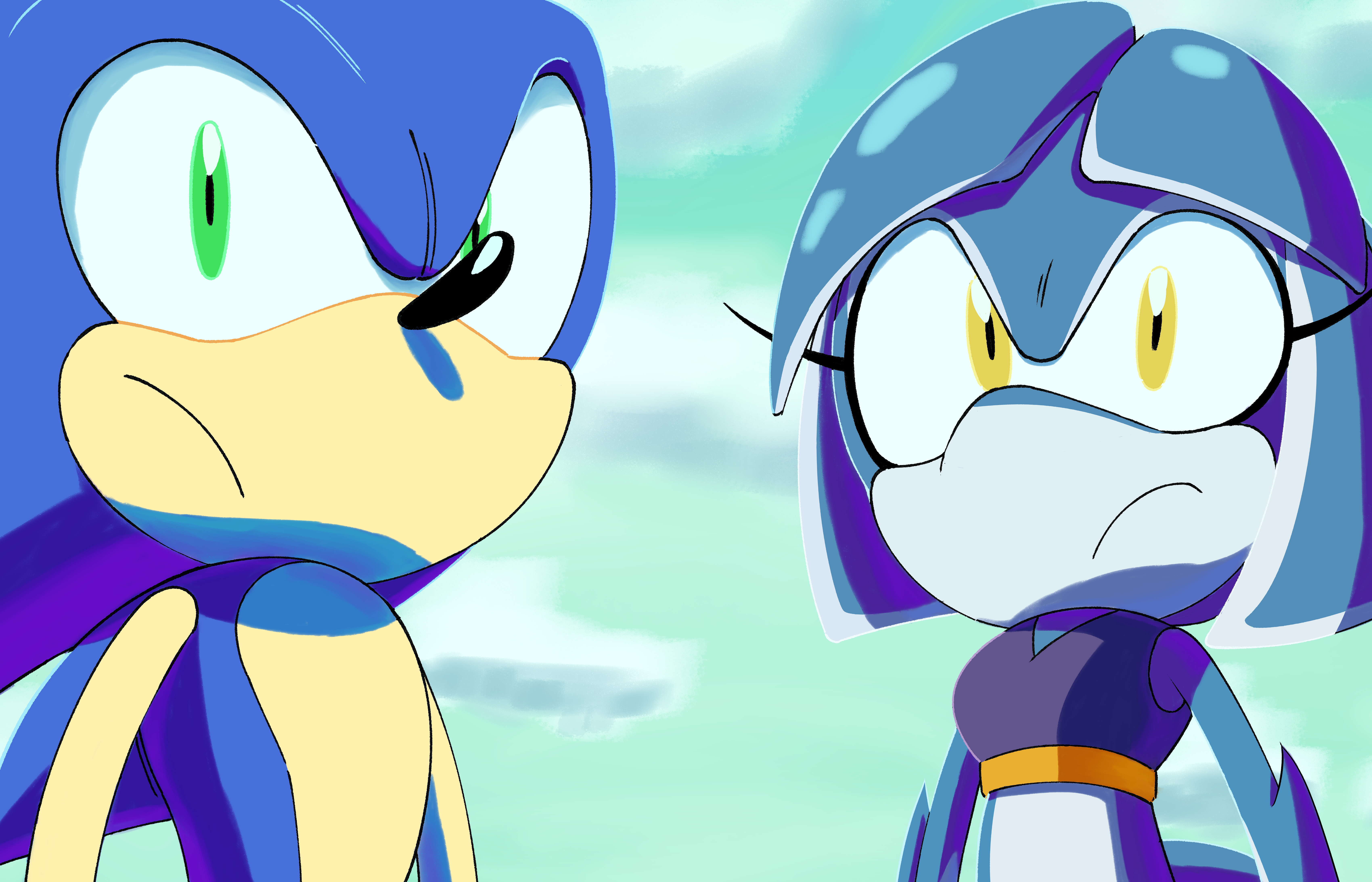 Sonic volume 1 newgrounds dating