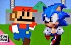 Video Game Competition (s01E02) - Mario vs Sonic