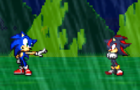 Sonic Battle Unlegit - Ep1: Sonic Vs Shadow